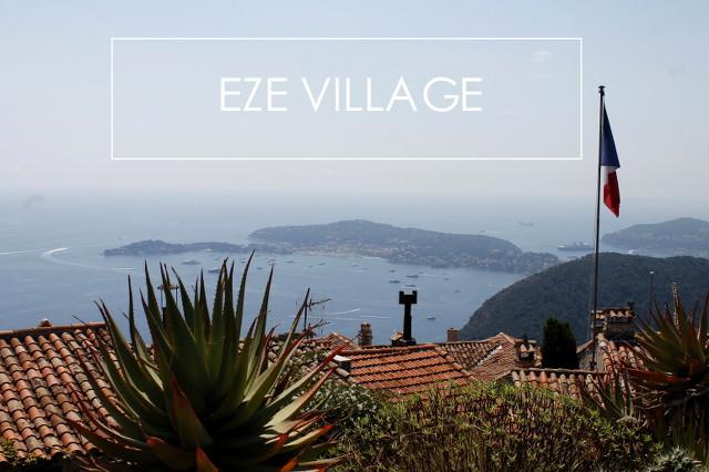 roadtrip frankreich cote dazur eze village