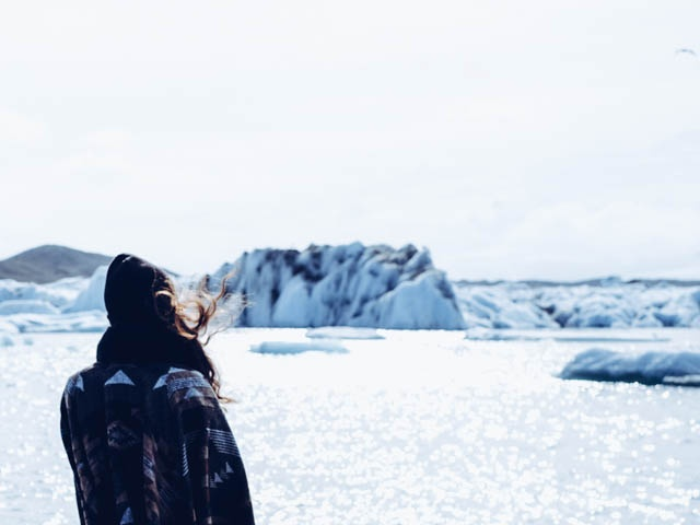 winter urlaub in island