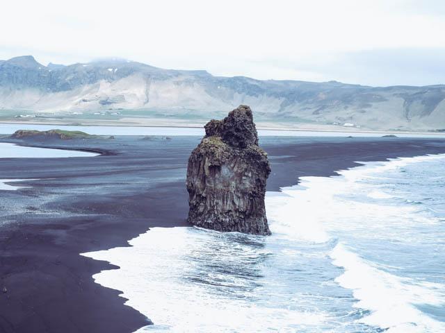 island roadtrip vik