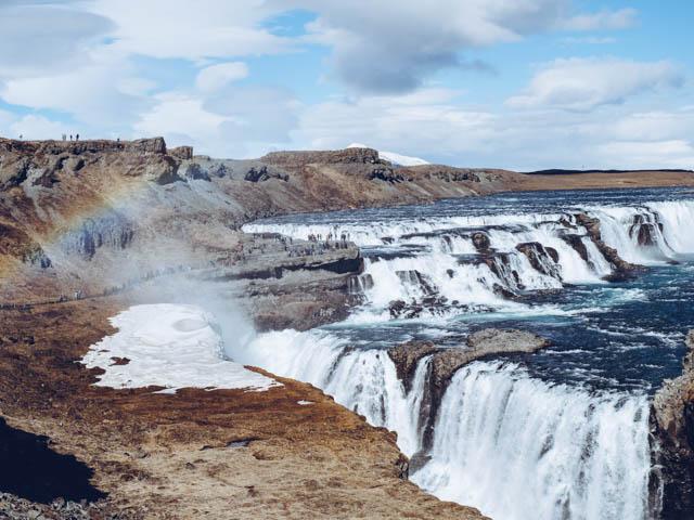 roadtrip iceland gullfoss