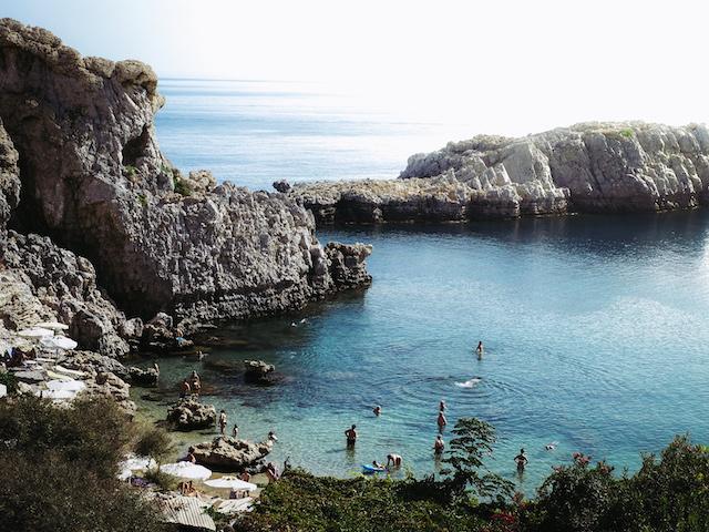 Lindos Rhodos Griechenland