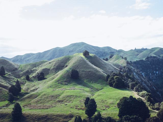 Eastcape Neuseeland