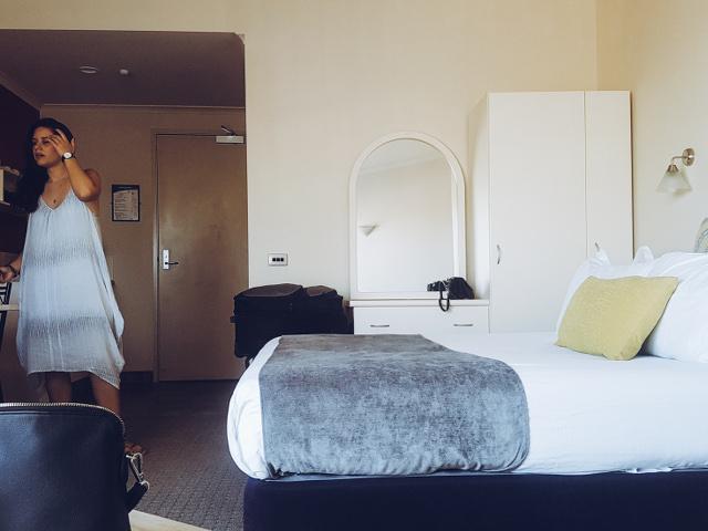 Neuseeland Eastcape Ballina Motel