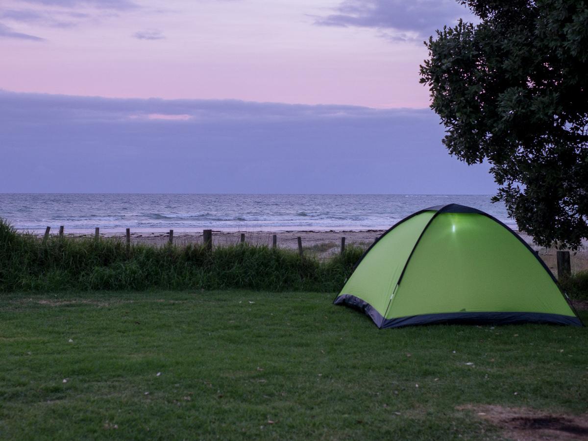 Neuseeland Eastcape Anaura Bay