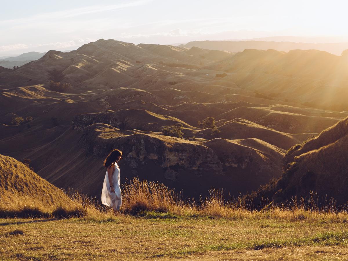 Neuseeland Eastcape Te Mata Peak
