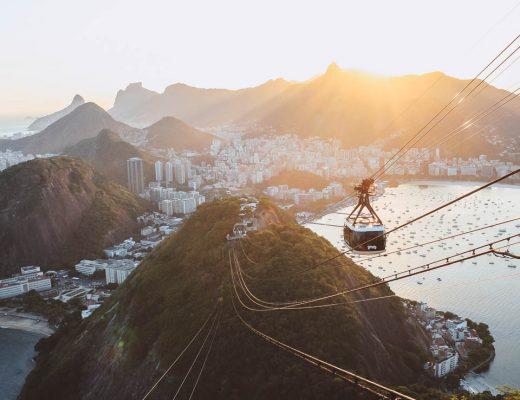Highlights Rio de Janeiro Brasilien