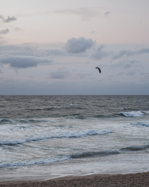 Surfen auf Sylt