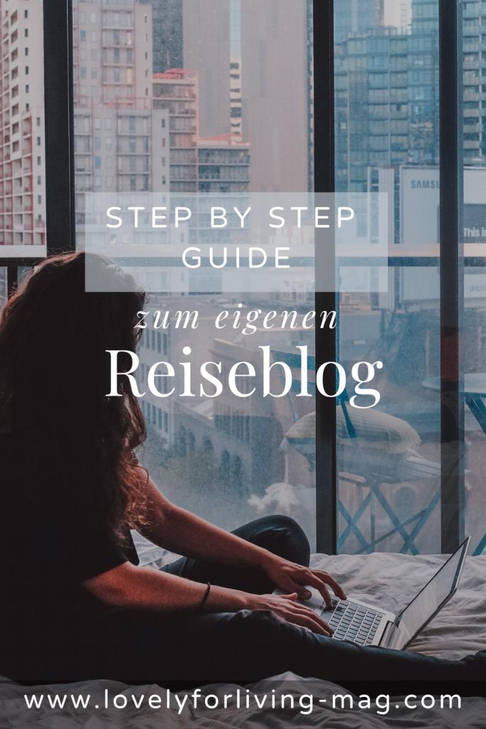 Guide Blog starten