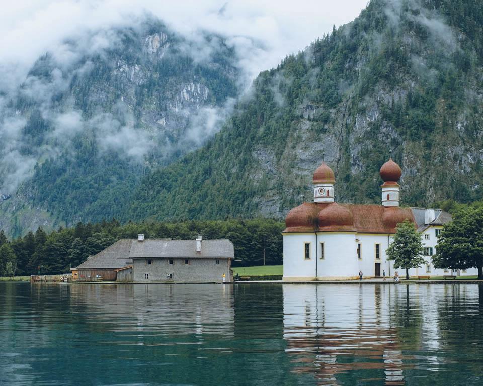 deutschland nationalpark berchtesgaden bayern
