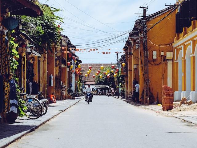 vietnam weltreise route